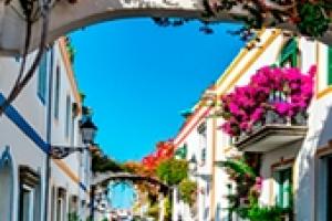 Venedig von Gran Canaria
