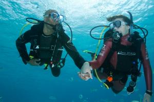 Dykkerkurs for begynnere (PADI)