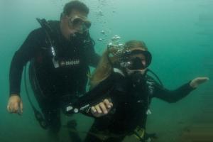 Dykking- Introduksjon dykke