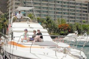 Motor-Boat Excursion