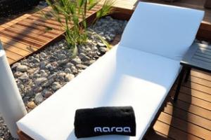 Maroa Club de Mar Einzelstrandliege